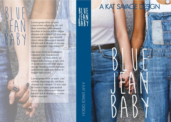 Premade Cover - Blue Jean Baby
