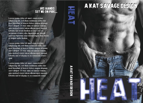Premade Cover - Heat