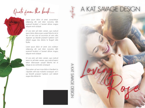Premade Cover - Loving Rose