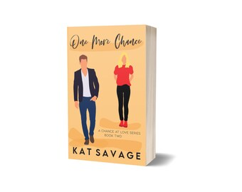 One More Chance - Signed Paperback