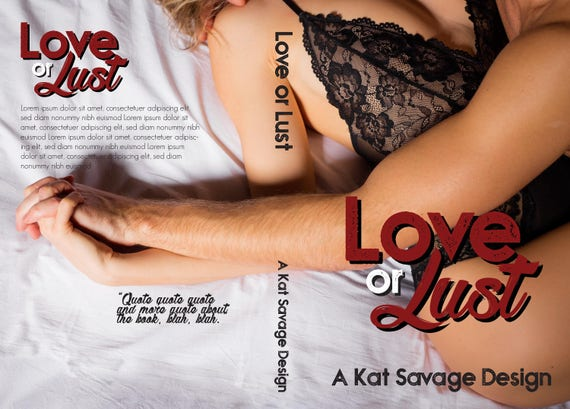 Premade Cover - Love or Lust