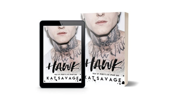 Hawk - Signed Paperback PREORDER