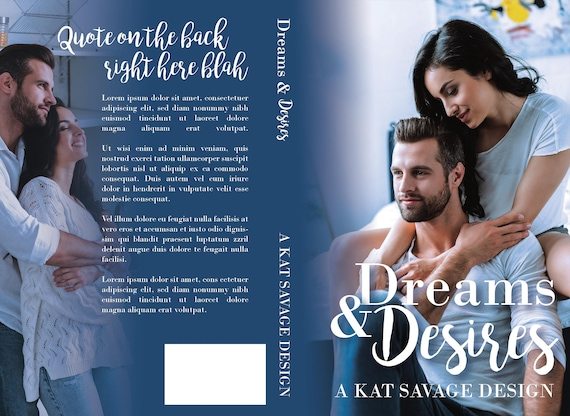 Premade Cover - Dreams & Desires