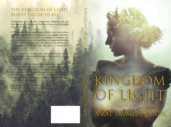Premade Cover - Kingdom Of Light