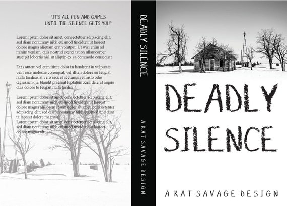 Premade Cover - Deadly Silence