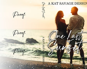 Premade Cover - One Last Sunset