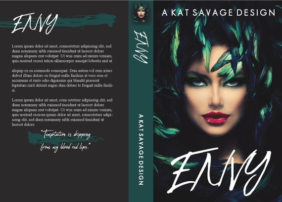 Premade Cover - Envy