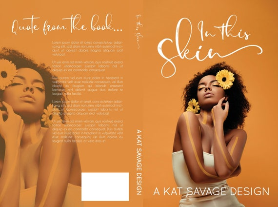 Premade Cover - In This Skin
