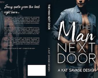 Premade Cover - The Man Next Door