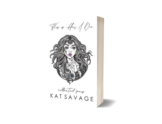 This is How I Die - Signed Paperback