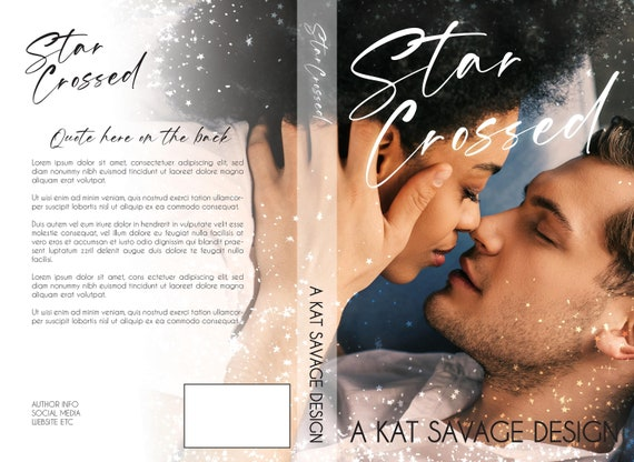 Premade Cover - Star Crossed