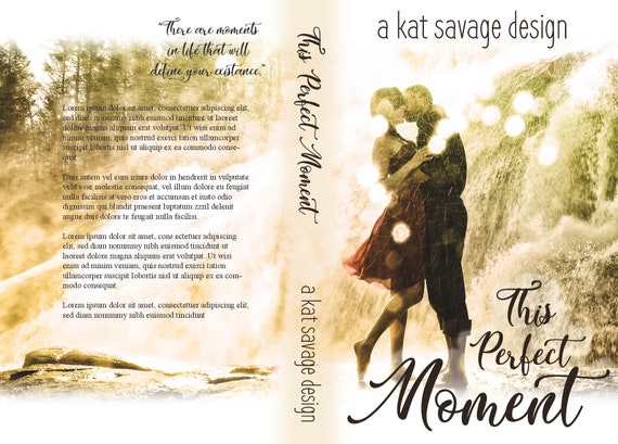 Premade Cover - This Perfect Moment