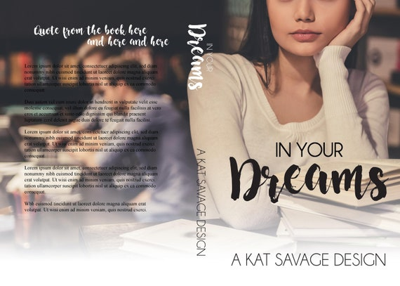 Premade Cover - In Your Dreams