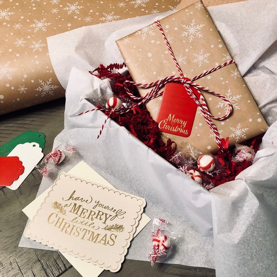 Get it Gift Wrapped!