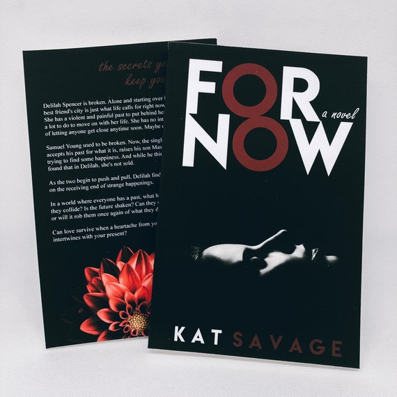 For Now - Signed Paperback