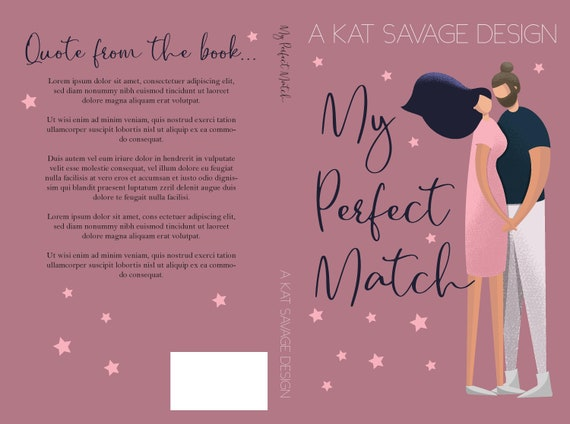 Premade Cover - My Perfect Match