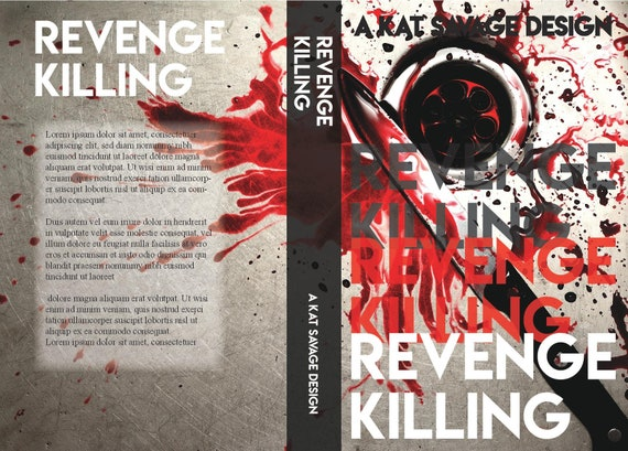 Premade Cover - Revenge Killing