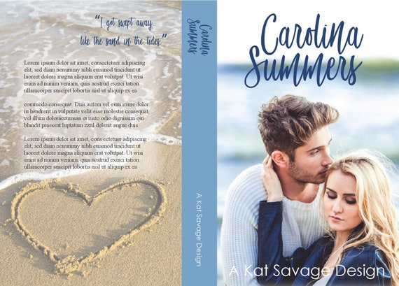 Premade Cover - Carolina Summers