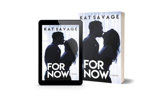For Now (Updated Cover) - Signed Paperback Preorder