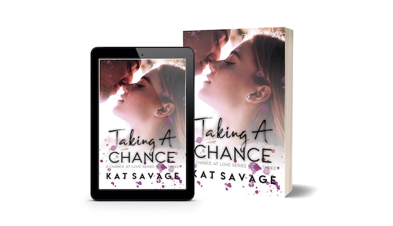 Taking A Chance - Signed Paperback PREORDER