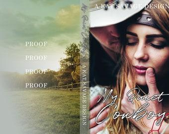 Premade Cover - My Quiet Cowboy