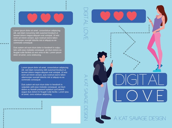 Premade Cover - Digital Love