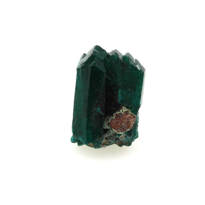 Dioptase Karaganda R\u00e9f : SKU024209 11.21 ct Kazakhstan Altyn-Tyube