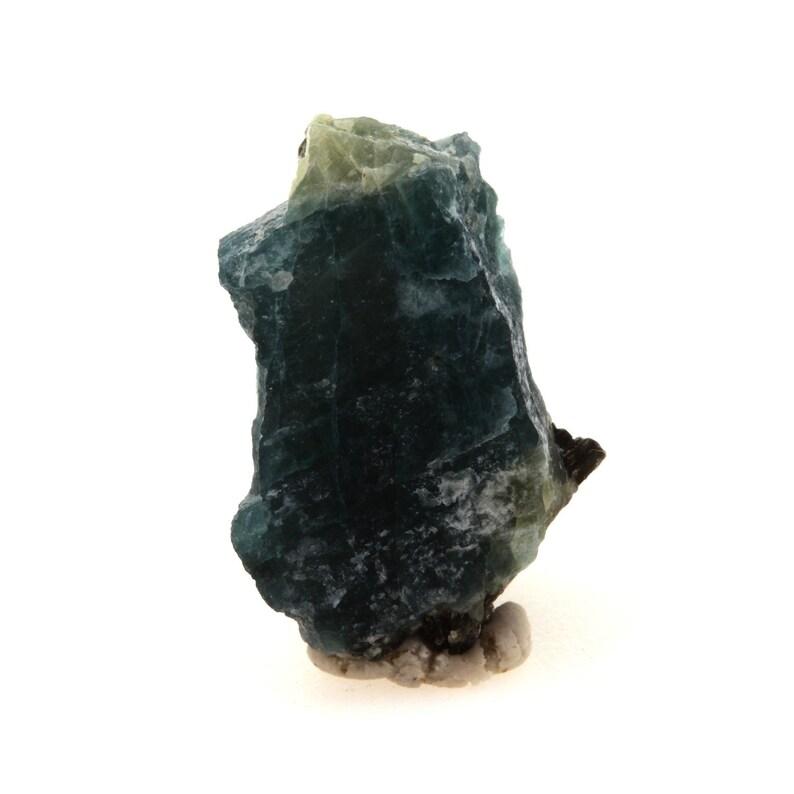 Mineral stone raw mineral specimen 5.0 ct Grandidierite Madagascar