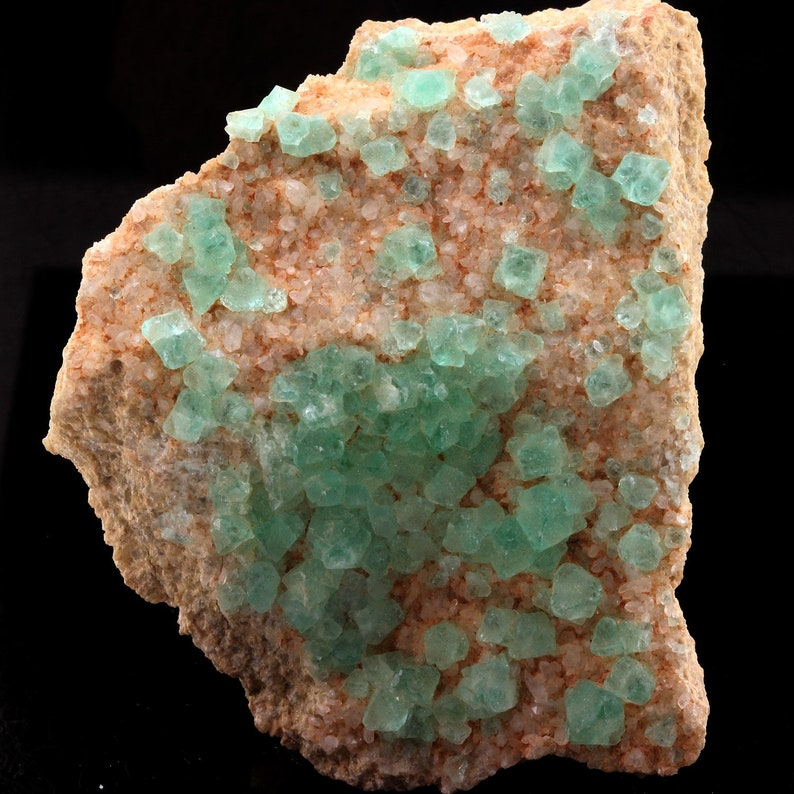 Barcelona Spain Fluorite 680.0 CT El Papiol
