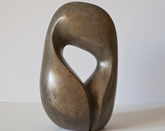 Abstrakte Skulptur - Kunstobjekt