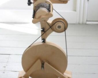 Pollywog Accelerator for Super Fine Spinning