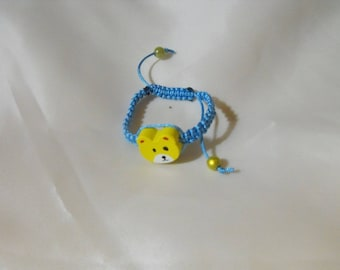 Pooh jaune2 Shamballa