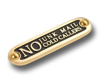 Door Number Sign HN1031 Open Numbers Address Plaque