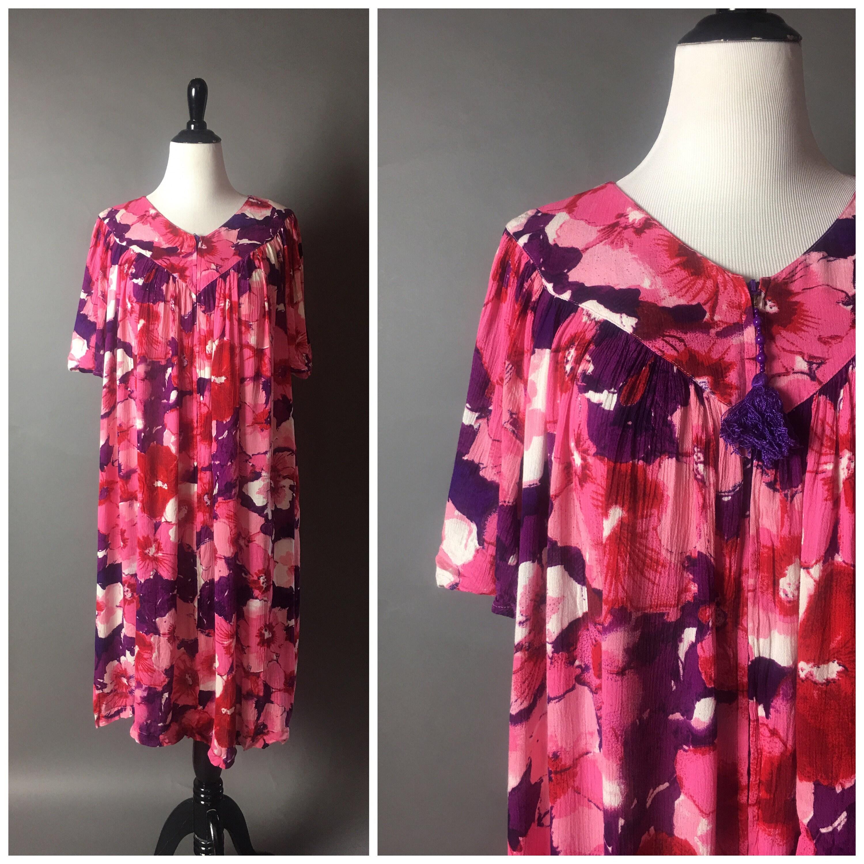 3b67f9b15c Vintage Hawaiian Dress Plus Size – DACC