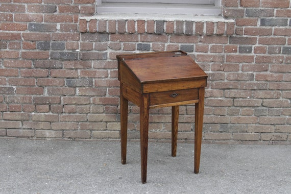 image 0 - Charming Antique French Writing Table Writing Table French Etsy