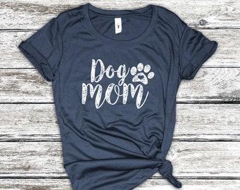 Dog Mom Shirt, Womens Dog Mom Shirt, Stay At Home Dog Mom Shirt