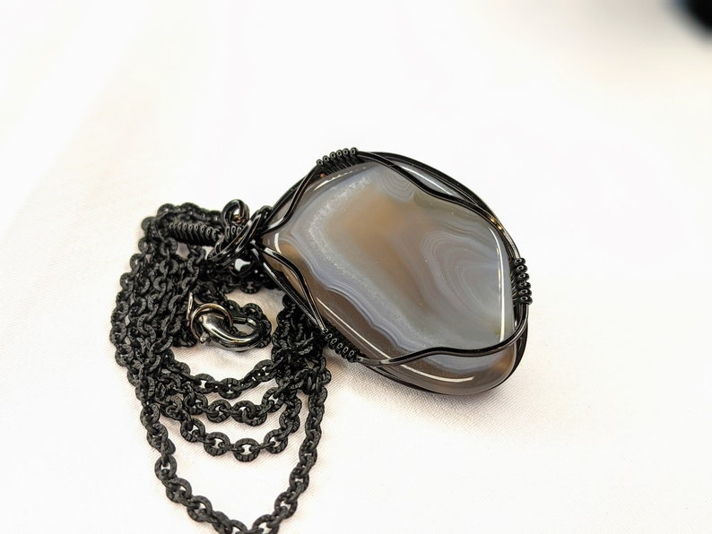 Protection amulet pendant Protection crystals Protection necklace for her Balance necklace Empath crystal Inspirational gifts for women