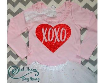 Valentines Day shirt First Valentines day Daddys little princess Daddys little girl Valentine day shirt girls