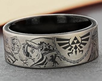 Video Game Rings
