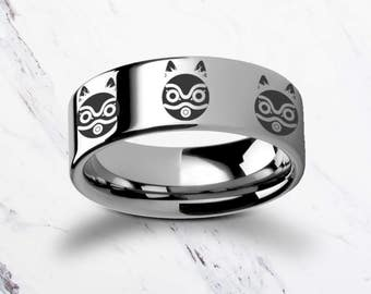 Princess Mononoke Rings