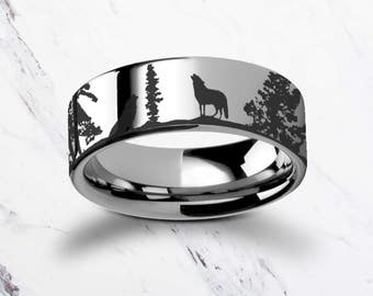 Outdoor Landscape Rings