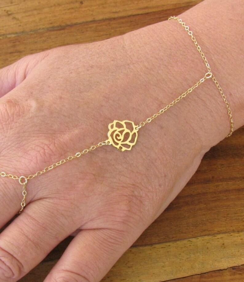 8bbb56af4bd8 Pulsera de oro llena de oro 14k oriental pulsera pulsera