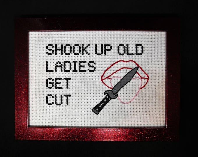 Shook Up Old Ladies Get Cut