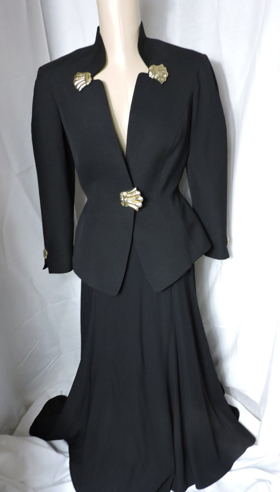 80's Thierry Mugler 2pc Suit