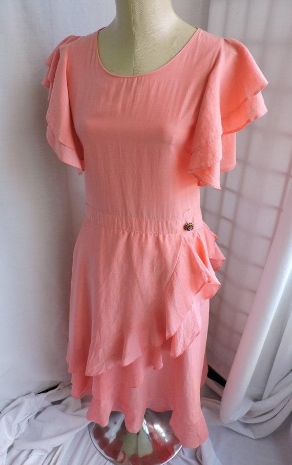 80's Christian Dior Dress