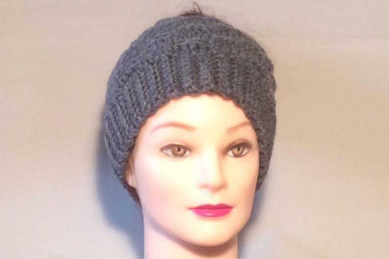 241784d69c7 Messy Bun Beanie Messy Bun Hat Ponytail Hat