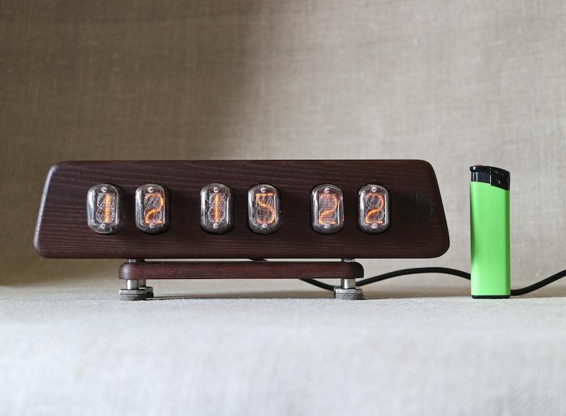 Horloge tube Nixie Explorer 12 - un tube de rechange -boîte (thermoash, tubes IN-12)