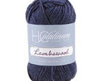 Yarn 5th Avenue Funky Sock Yarn NavyGold    DISCONTINUED YARN