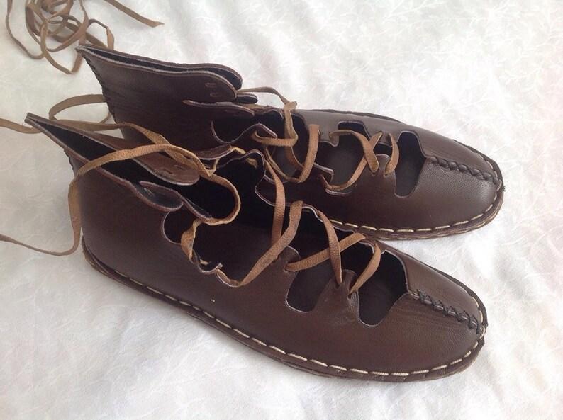 Chaussures Mediavel Historique EnEtsy Sandale Unisexe OkZXPiu