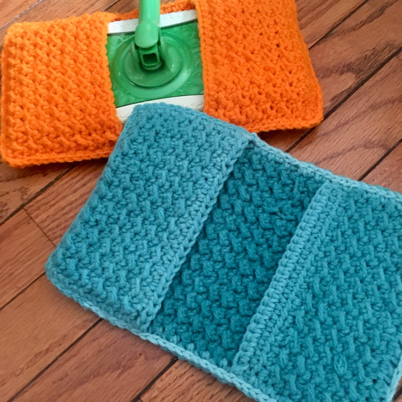 Reusable mop cover via NATALIASooNIKNAKS